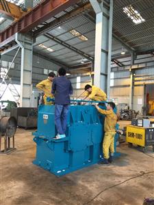 Dự án thay mới vành băng đa cho nhà máy Xi Măng Duyên Hà (phần 3)