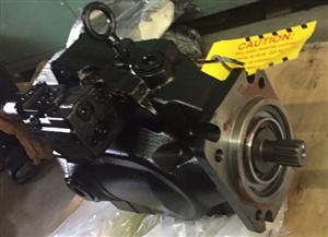 Nguyên lý làm việc Bơm thủy lực kiểu piston P2060, P2105, P2075 Parker