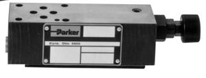 Van an toàn moduler (relief valves) Parker RM2PT25LN