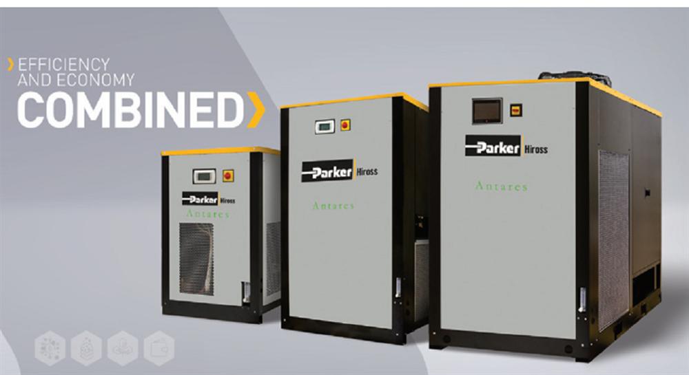 Máy sấy khí nén Parker model: ATT025,40,60,90,120,140.