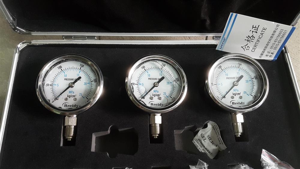 Đồng hồ kiểm tra áp suất thủy lực giá rẻ tại Hải Phòng