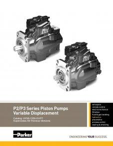 Vì sao nên lựa chọn bơm piston P2/P3 của Parker?