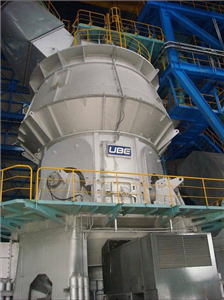 Quy trình vận hành của máy nghiền đứng nhà máy xi măng