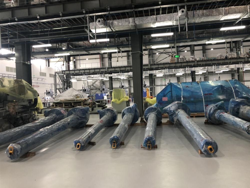 Cty ESE cung cấp thiết bị cho nhà máy Vinfast Hải Phòng