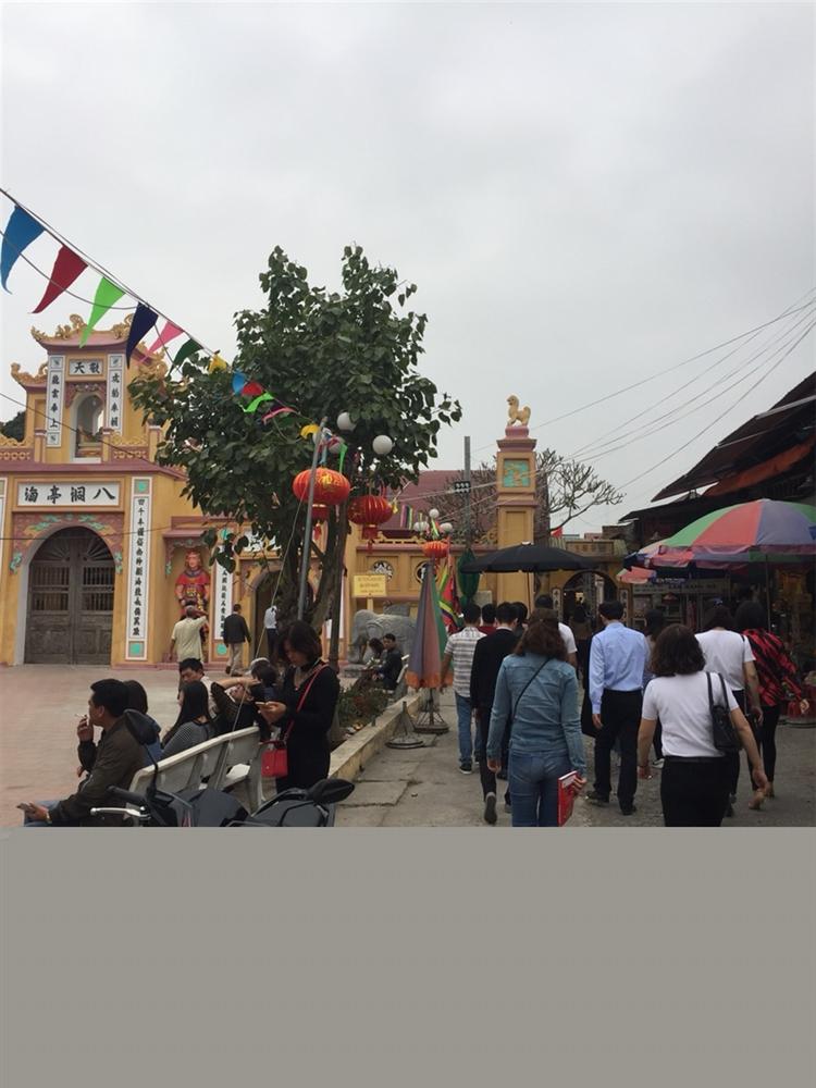 Công ty ESE đi lễ đền VUA CHA BÁT HẢI 2019