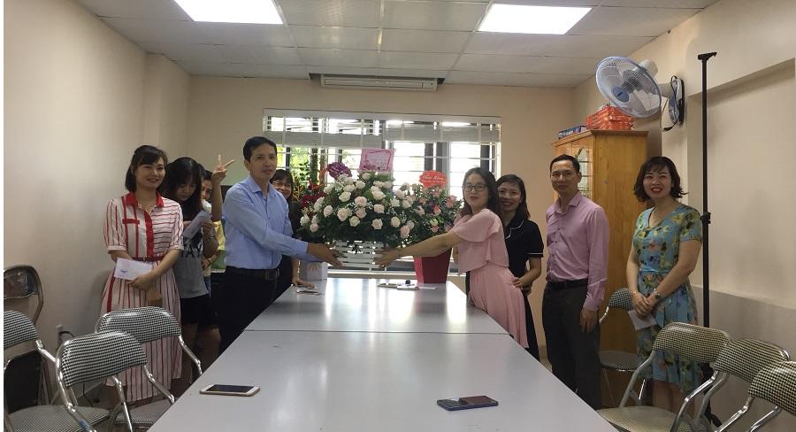 ESE JSC chào mừng ngày phụ nữ Việt Nam 20-10