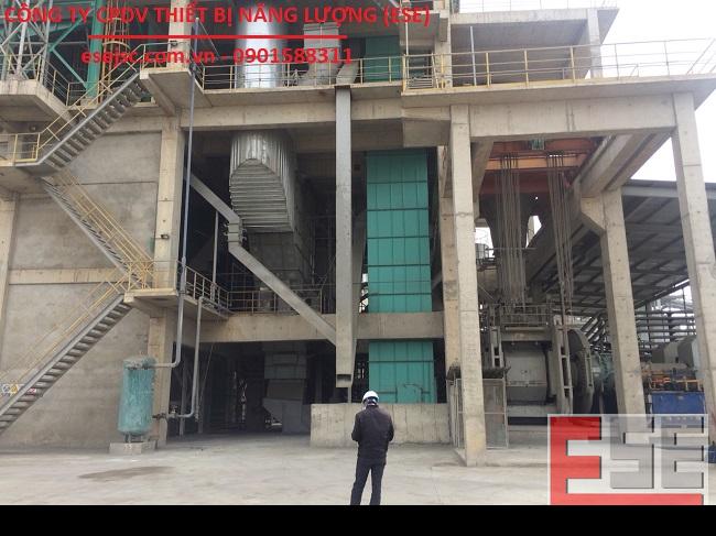 ESE hợp tác với Tsubaki khảo sát xi măng Long Sơn