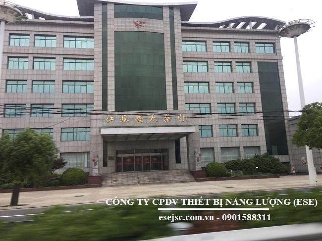 Pengfei Việt Nam, ESE đại diện cung cấp thiết bị ngành xi măng Pengfei