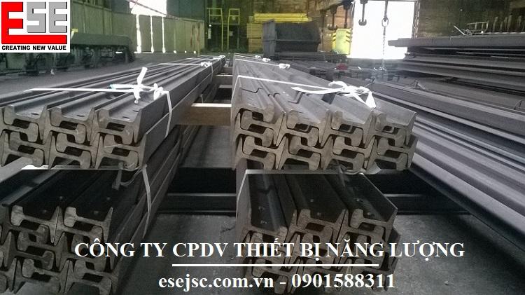 Giao hàng ray gầu xiên cho nhà máy sản xuất xi măng