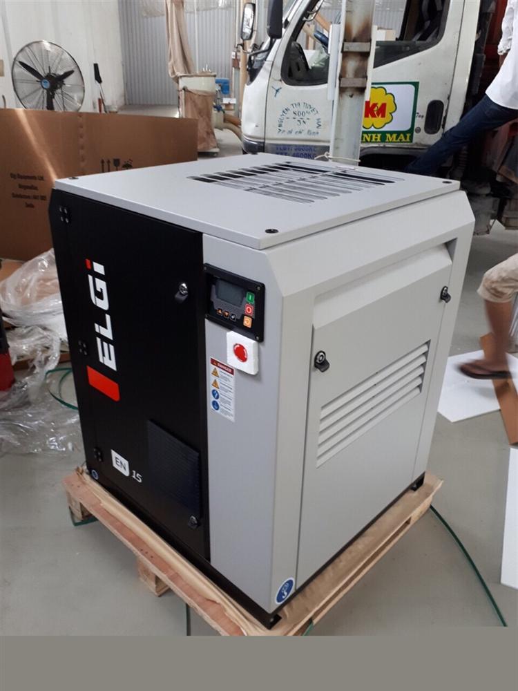 Đại lý chính hãng máy nén khí ELGI, cung cấp máy nén khí ELGI
