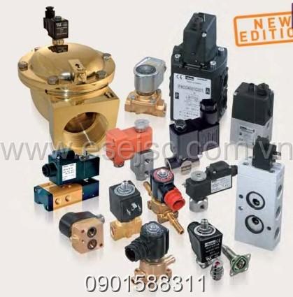 Van điện từ khí nén Parker, Solenoid valve Parker
