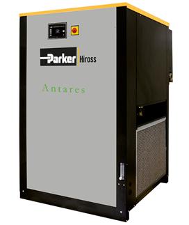 Ứng dụng và nguyên lý làm việc của máy sấy khí Parker.