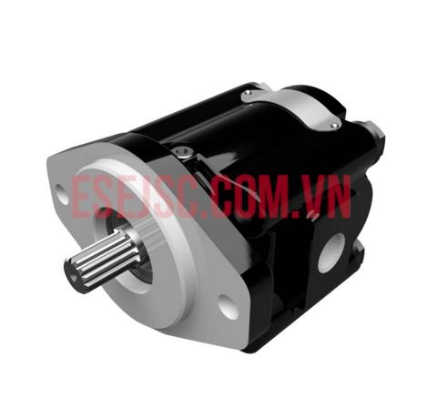 Motor bánh răng ổ trục vòng bi vỏ thép đúc PGM Series 031