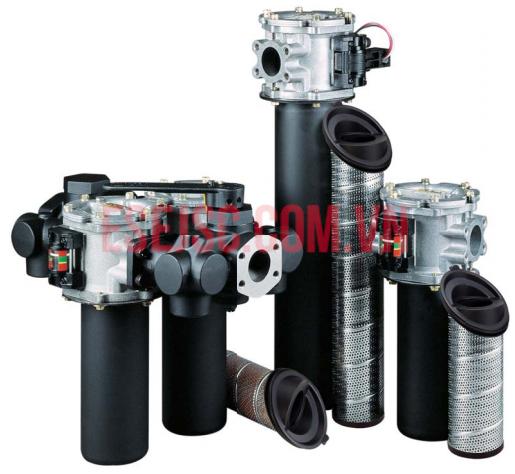 Bộ lọc thủy lực áp suất thấp dòng ILP/RFP