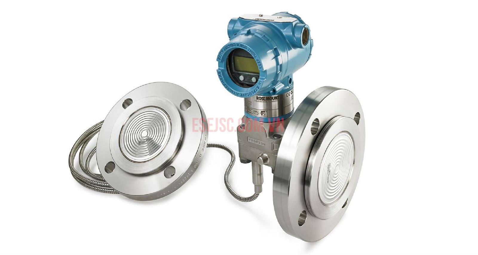 Bộ chuyển đổi tín hiệu áp suất Rosemount 3051L