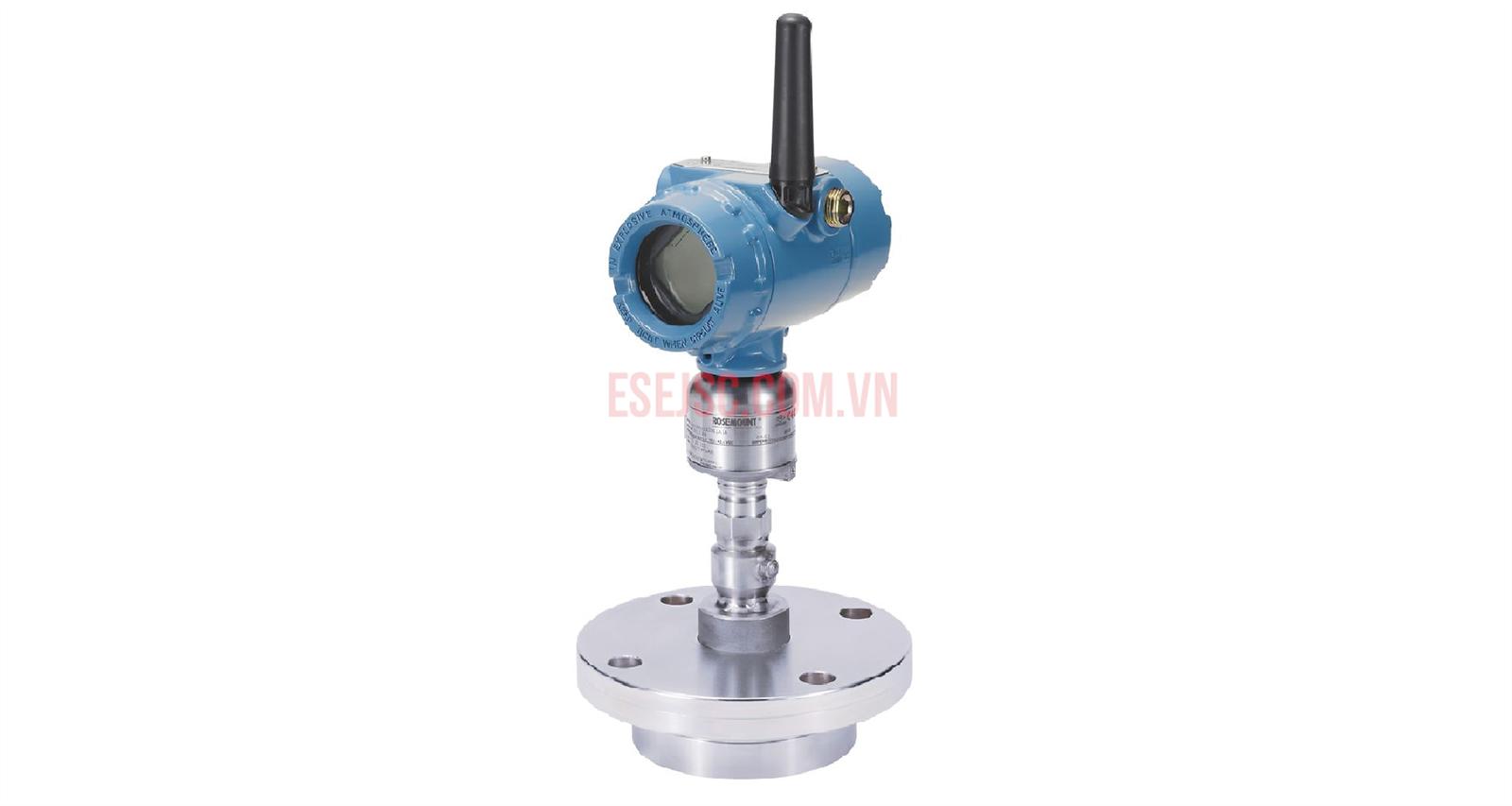 Bộ chuyển đổi tín hiệu áp suất Rosemount 3051SAL