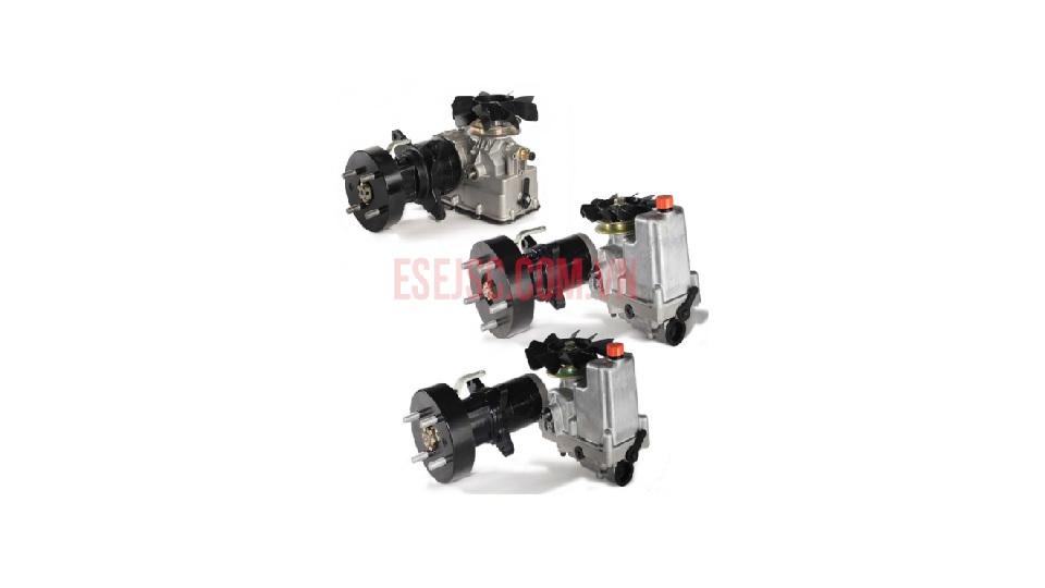 HTE công suất nhỏ phù hợp cho truyền động thủy tĩnh cho xe GVW lên tới 1300 LB