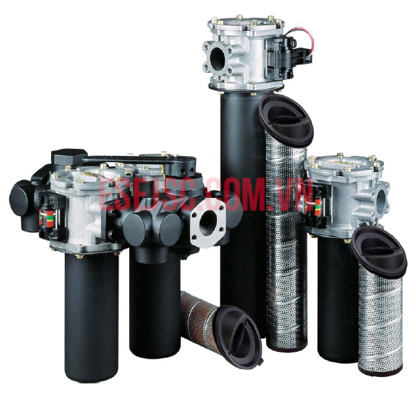 Bộ lọc thủy lực áp suất thấp series moduflow™ plus series