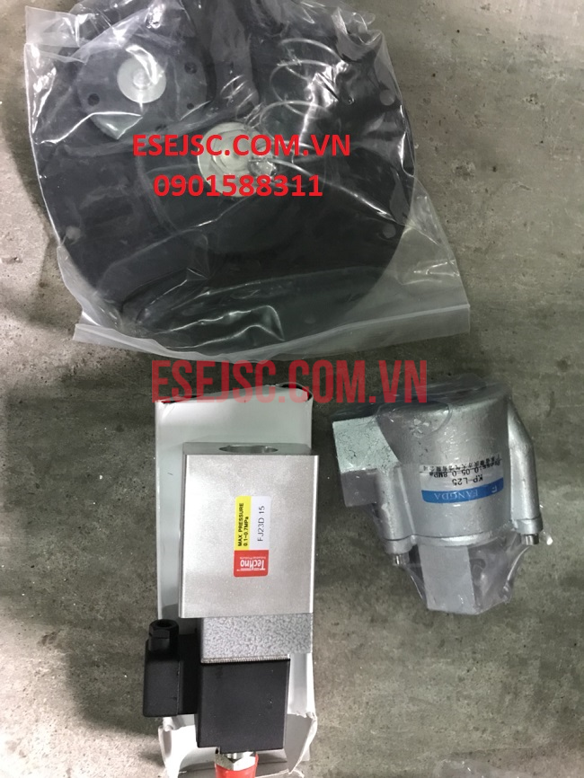 Van bình khí nén fangda KPL-15 và FJ23D-15