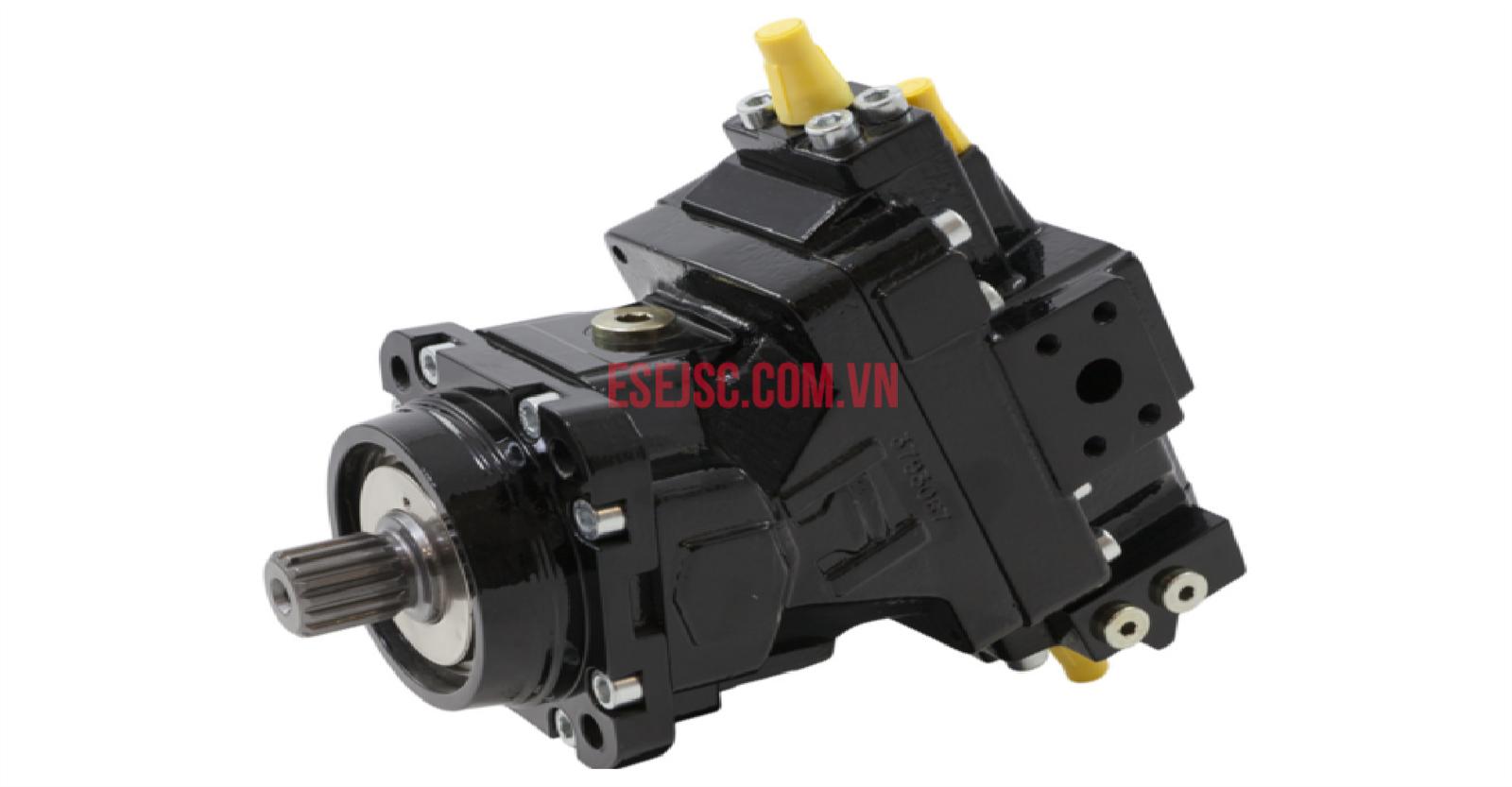 Motor hướng trục piston có dung tích thay đổi - SERIES V12