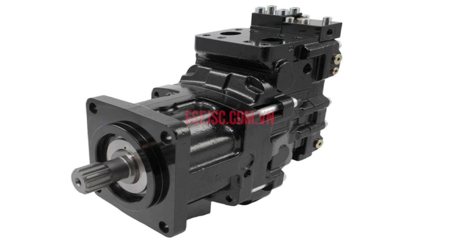 Motor hướng trục piston có dung tích thay đổi - SERIES V14