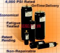 Bình tích áp piston ACP - PARKER