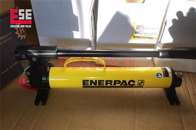Bơm thủy lực bằng tay Enerpac P39