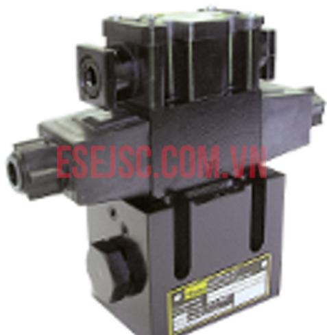 Van phân phối điều khiển bằng điện thủy lực - Series D31