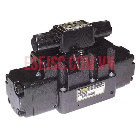 Van phân phối vận hành bằng khí nén- Series D81VA