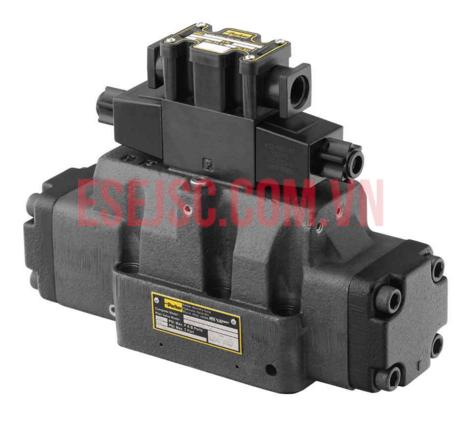 Van phân phối điều khiển bằng điện thủy lực- Series D81VW