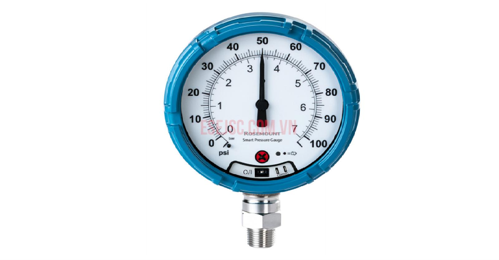 Đồng hồ đo áp suất thông minh Rosemount ™