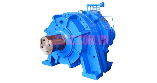 Hộp giảm tốc cho các thiết bị nâng hạ (Hoister gearbox)