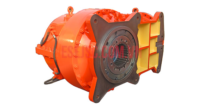 Hộp giảm tốc băng tải xích Series JS (JS series chain conveyor gearbox)