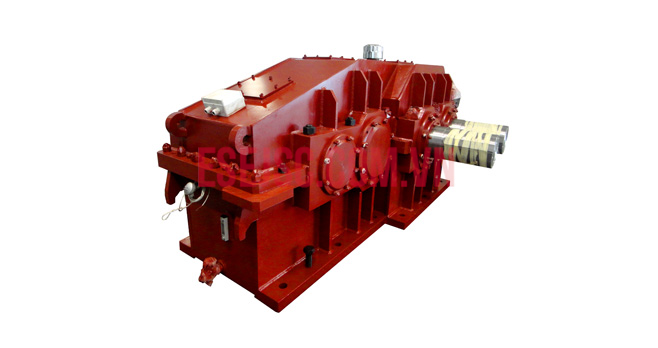 Hộp giảm tốc cho các máy trộn loại mở (The gearboxes for open-type mixing mills)