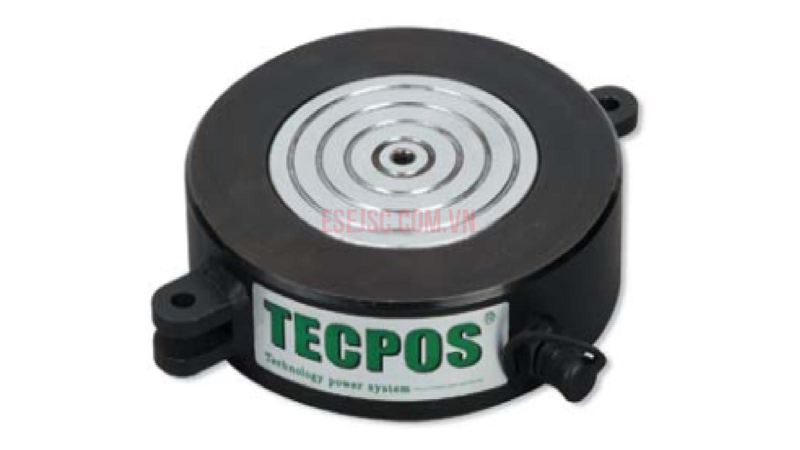 Kích thủy lực đĩa lùn Tecpos