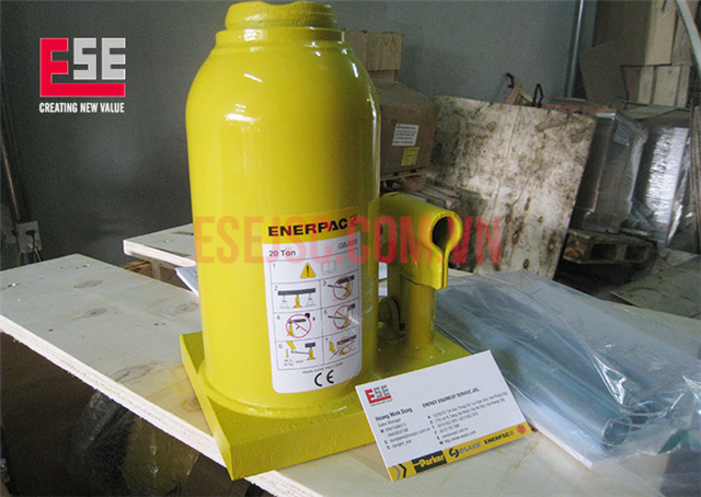 Kích thủy lực 20 tấn Enerpac GBJ020