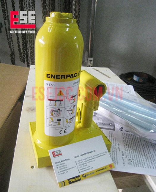 Kích thủy lực 5 tấn Enerpac GBJ005