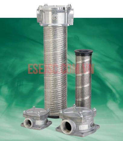 Lọc thủy lực áp suất thấp dòng KLT/KLS