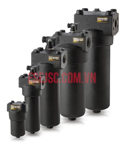 Bộ lọc thủy lực áp suất cao Series WPF