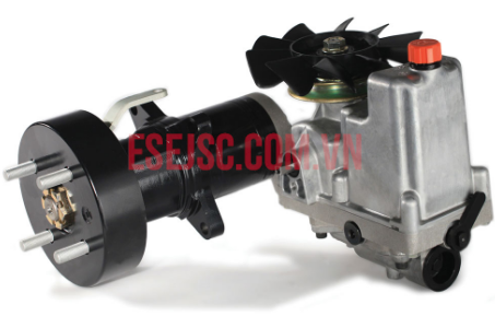 Motor thủy lực HTJ Parker công suất trung bình phù hợp truyền động thủy tĩnh cho xe GVW lên tới 1800LB