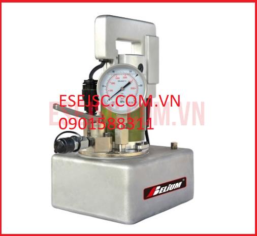Bơm điện thủy lực áp suất cao BMPE-2000