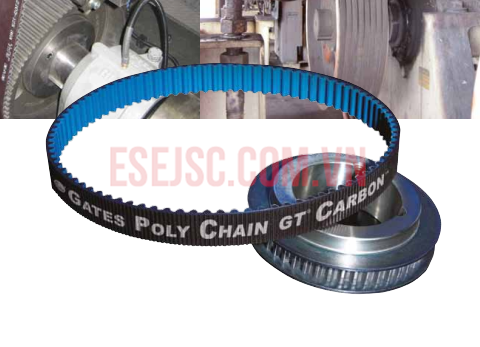 Dây curoa đồng bộ Gates Poly Chain GT