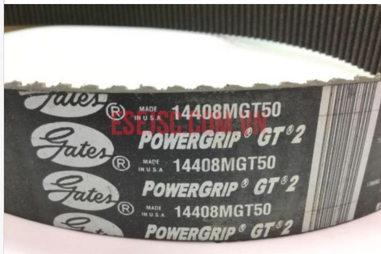 Dây curoa đồng bộ Gates PowerGrip GT2