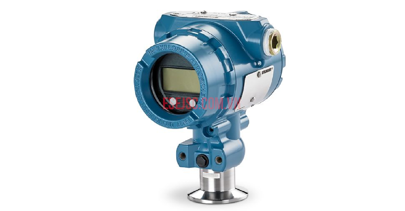 Bộ chuyển đổi tín hiệu áp suất Rosemount 2051HT