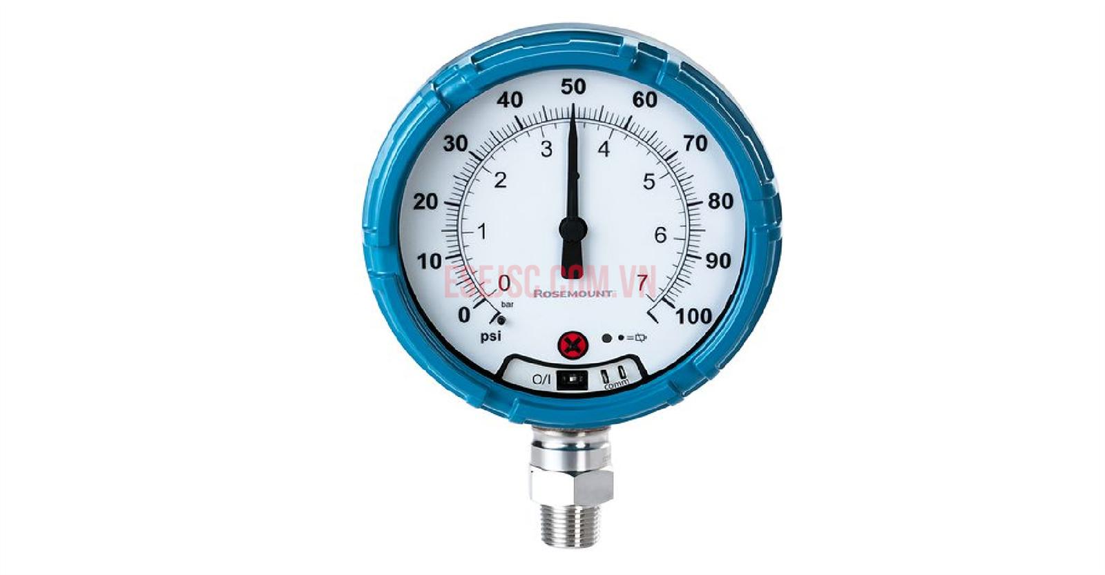 Đồng hồ đo áp suất không dây Rosemount ™