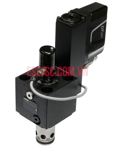 Van cartridge tỷ lệ có tín hiệu phản hồi - Series TDP