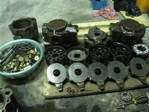 Dịch vụ sửa chữa các loại bơm thủy lực và xy lanh cho các nhà máy